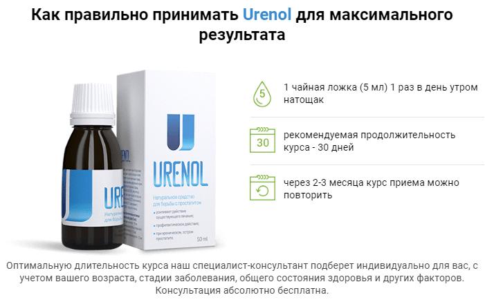 Urenol от простатита в Ростове-на-Дону